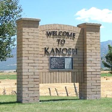Kanosh Town